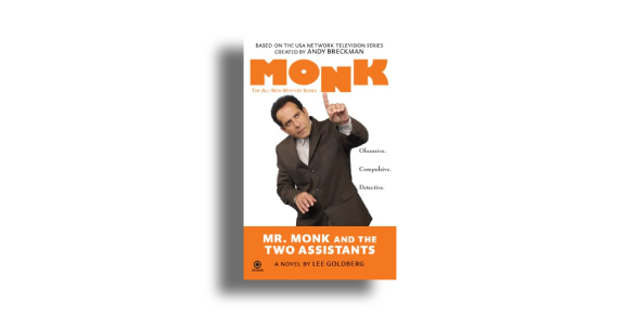 Mr. Monk And The Two Assistants Novel Quiz