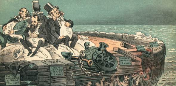 The Gilded Age History! Trivia Quiz