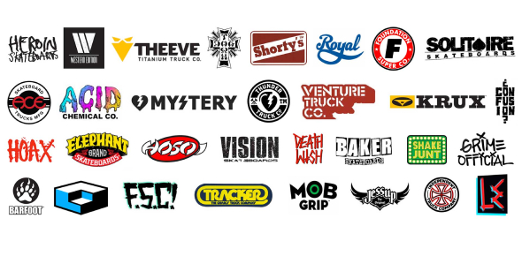What Skate Brand Are You?