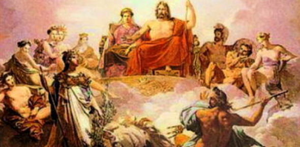 Which Greek God Descendant Are You?