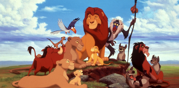 Which Main Lion King Character Are You?