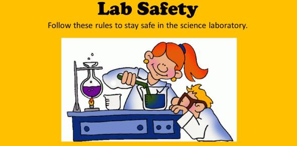Science Lab Safety Exam: Quiz