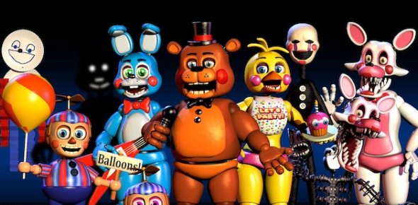Which FNAF 2 Character Are You Quiz!