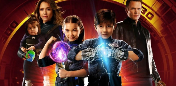 Which Spy Kids All The Time In The World Character Are You?