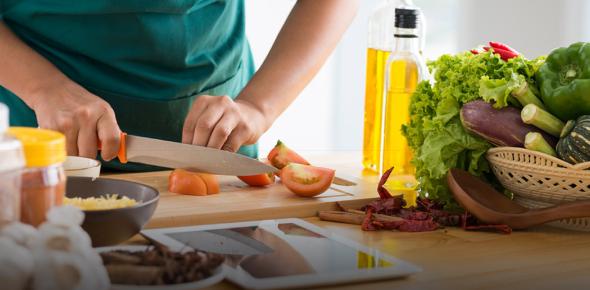 Kitchen Safety Exam: Quiz!
