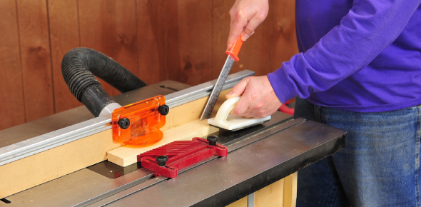Router Table Safety Rules: Trivia Quiz!
