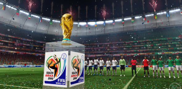 Ultimate Quiz On FIFA World Cup 2010