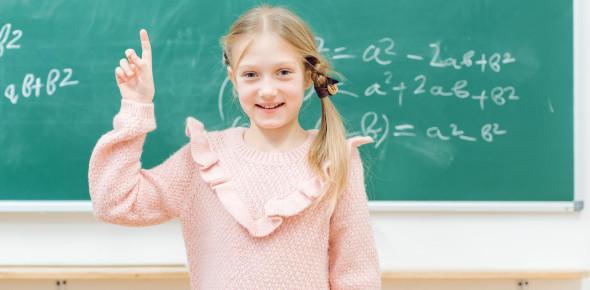 7th Grade Quiz: Math Benchmark Test
