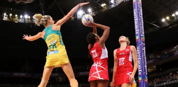 Are You Awsome At Netball