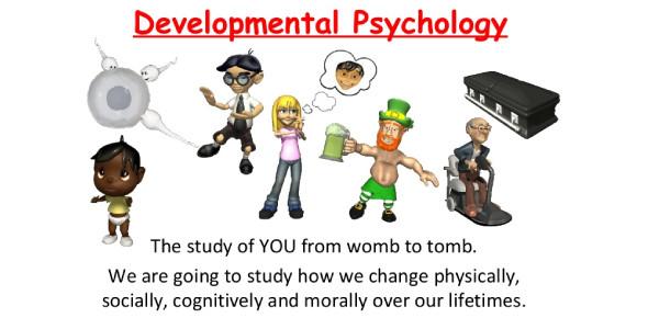 Developmental Psychology Test! Quiz