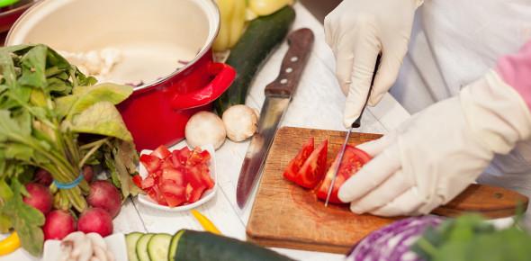 Kitchen Safety Knowledge Quiz!