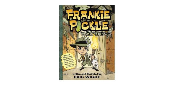 Trivia Quiz: Frankie Pickle And The Closet Of Doom Book!