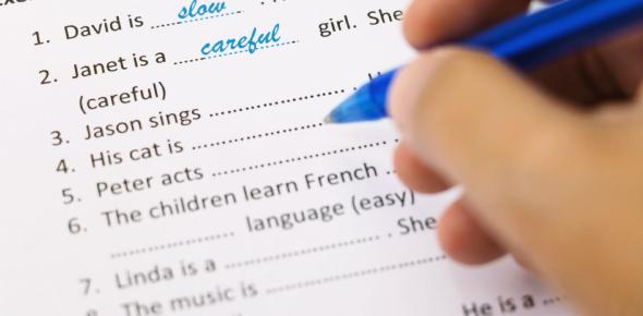 Test On Grammar: Ultimate Quiz!