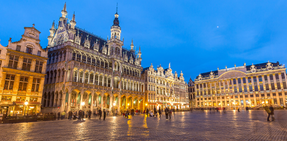 How Much Do You Know About Belgium! Quiz