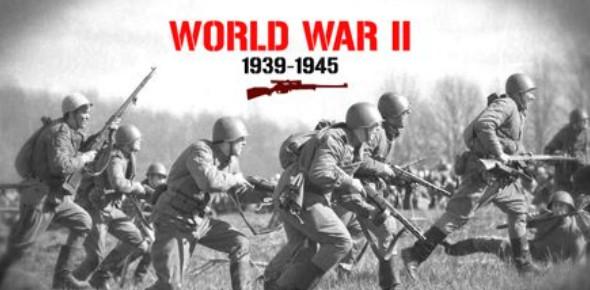 Quiz: The Second World War Questions! Trivia
