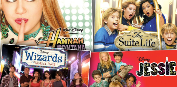 Witch Disney Channel Show Are You Most Like?