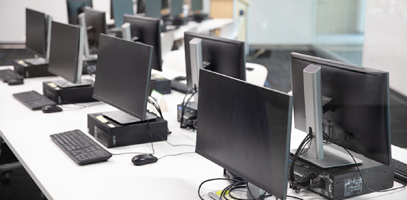 Computer Lab Rules Quiz: Test!