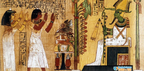 Trivia: Ancient Egypt Culture Quiz!