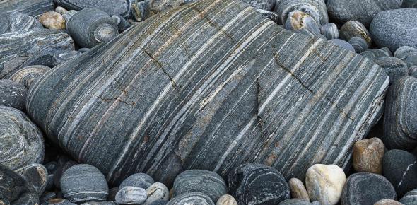 Grade Of Metamorphic Rock Questions