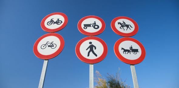 Quiz On Road Signs!