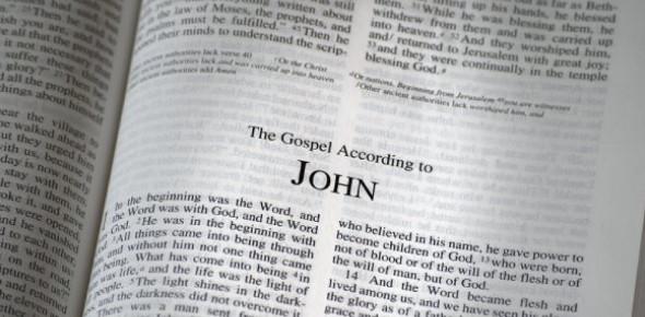 Trivia: The Gospel Of John! Quiz Questions - ProProfs Quiz