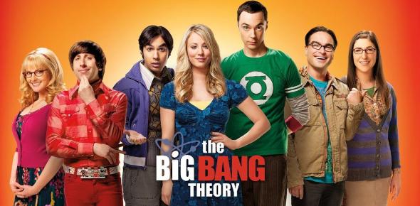 The Big Bang Theory TV Series Questions! Quiz