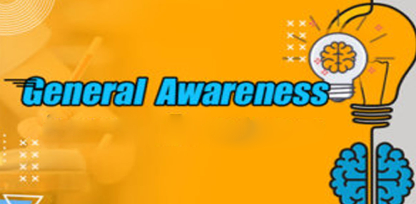 Test On General Awareness Knowledge! Quiz