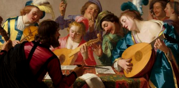 History Of Music, Instruments And Composers! Trivia Quiz