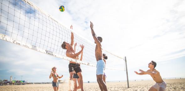 Beach Volleyball Quiz