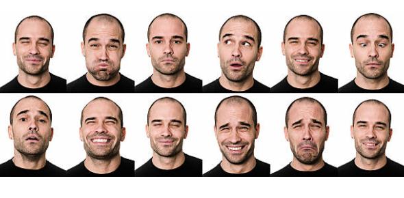 Facial Expressions! Trivia Quiz
