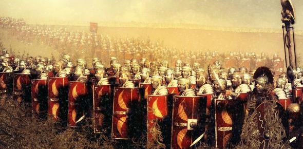 Roman Military Tactics: History Quiz!