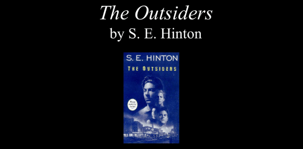 The Outsiders Novel By S.E. Hinton! Trivia Quiz