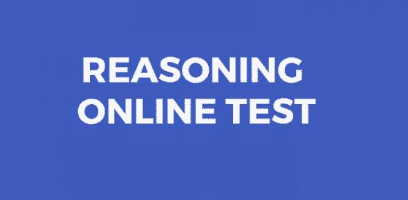 Online Reasoning Test: MCQ Trivia Quiz