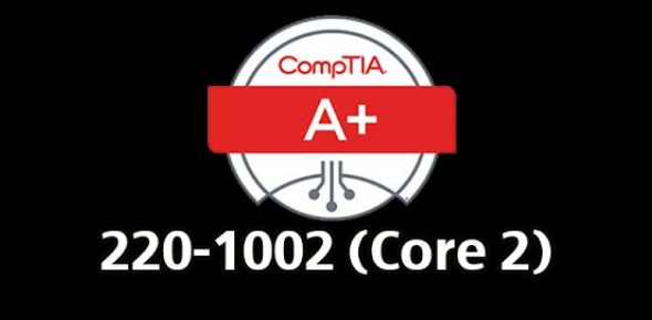 CompTIA A+ 1002 Certification Exam Prep Test Part- I