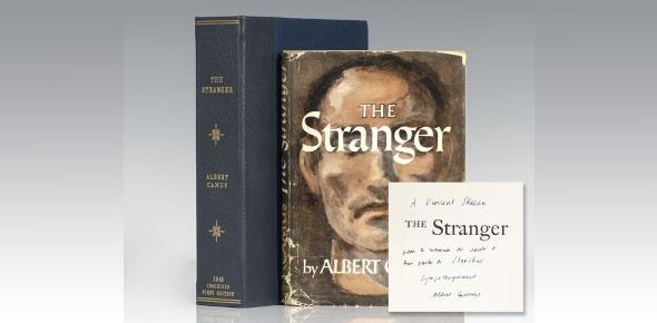 The Stranger Novel Quiz! Trivia