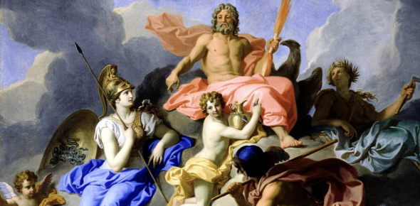Can You Name These Greek Gods Quiz