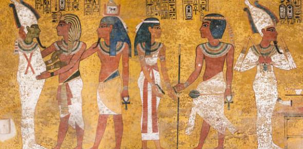 Ancient Egypt Questions: Quiz!