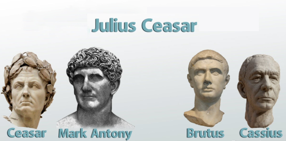 Which Julius Caesar Character Are You? Quiz