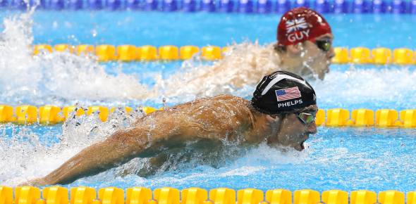 Do You Know All About Olympic Swimming?