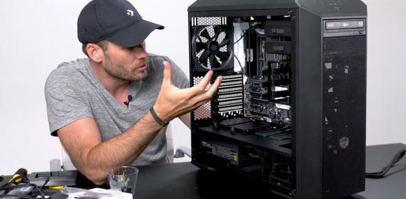 Computer Build Quiz