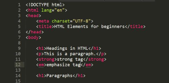 Basic HTML Practice Quiz: Trivia Exam!