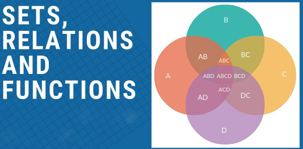 JEE Main Sets Relations And Functions: Quiz!
