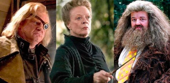 Which Hogwarts Teacher Are You Quiz!