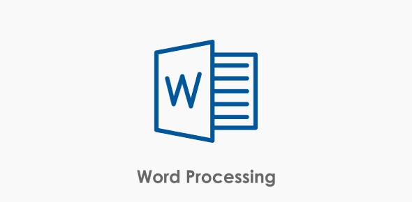 Trivia Quiz: Word Processing Questions! Test