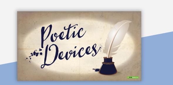 Poetic Devices Quiz: Trivia Questions!
