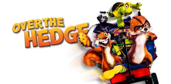 Over The Hedge (2006) Movie Quiz