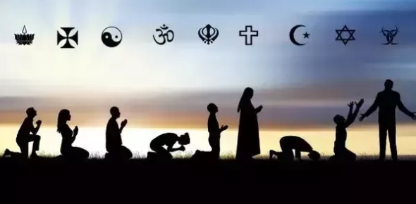 Quiz: Find Out What Religion Suits You The Most.