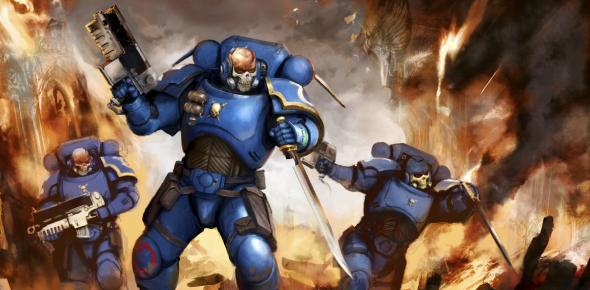 Which Space Marine Chapter Are You?