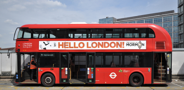 London Bus Quiz: Trivia Questions!