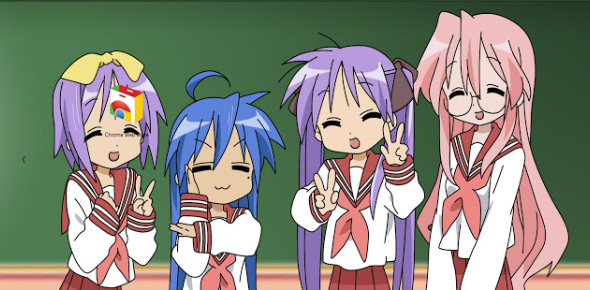 Which Lucky Star Character Are You?